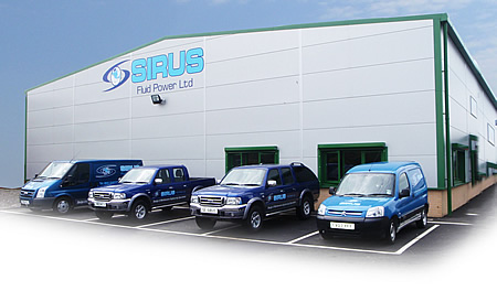 Sirus Fluid Power in Swansea